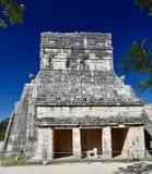 Tempel av jaguarna Arkivfoton