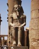 Tempel av Luxor Royaltyfri Foto