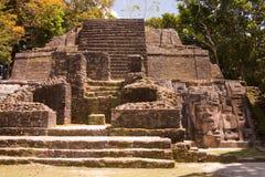 Tempel av maskeringen Arkivfoto