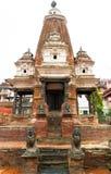 Tempel av Patan Arkivbild