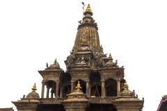 Tempel av Patan Royaltyfri Fotografi