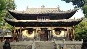 Tempel av porslinet royaltyfria foton