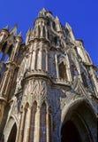 Tempel av San Miguel de Allende Fotografering för Bildbyråer