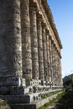 Tempel av Segesta 3 Royaltyfria Foton