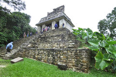 Tempel av Sunen Royaltyfri Fotografi