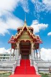 Tempel av Thailand Royaltyfria Bilder