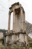 Tempel av Vesta på Roman Forum, Rome, Italien Europa royaltyfri bild