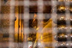 Tempel av vilaBuddha Arkivfoton