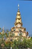 Tempel av Wat Pha Sorn Kaew Royaltyfri Fotografi