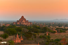 Tempel in Bagan Lizenzfreies Stockbild