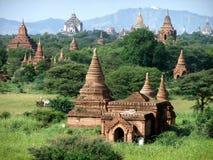 Tempel in Bagan, Myanmar Lizenzfreies Stockfoto