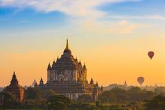 Tempel in Bagan, Myanmar Stockfoto