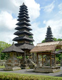 Tempel in Bali stockfotos