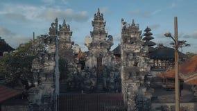 Tempel in Bali Indonesië Stock Afbeeldingen