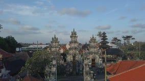 Tempel in Bali Indonesië Stock Fotografie