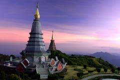 Tempel in Bangkok Stockfoto