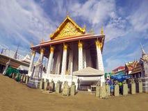 Tempel in Bangkok Stock Foto