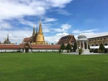 Tempel Bangkok royalty-vrije stock fotografie