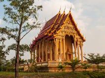 Tempel Bangkok, Thailand Arkivbild