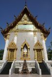 Tempel, Bangkok, Thailand Lizenzfreies Stockbild