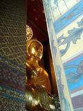 Tempel in Bangkok van Thailand Stock Fotografie
