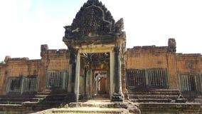 Tempel Banteay Kdey lizenzfreie stockbilder
