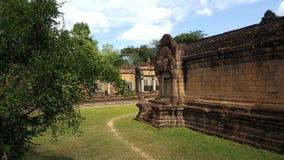 Tempel Banteay Kdey stockfotografie