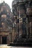 Tempel Banteay Srei, Angkor Wat Cambodia Stockbild