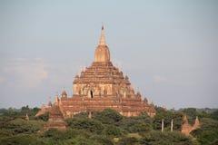 Tempel bei Bagan | Myanmar Lizenzfreies Stockfoto