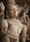 Tempel bei Khajuraho, Indien Stockfotos