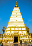 Tempel bei Ubon Thailand Lizenzfreie Stockfotos