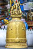 Tempel Bell Stockfoto