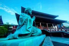 Tempel buddha Royaltyfri Bild