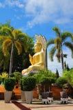 Tempel Buddhatempel Royaltyfria Bilder
