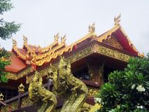 Tempel buddhistisch lizenzfreie stockbilder