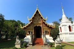 Tempel in Chiang Mai Lizenzfreies Stockbild