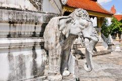 Tempel in Chiang Mai Stockfotos