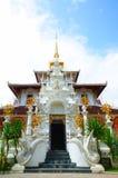 Tempel in Chiang Mai Stockbild