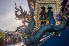 Tempel in Chiang Rai Thailand Lizenzfreie Stockbilder