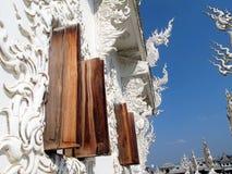 Tempel in Chiang Rai lizenzfreie stockfotos