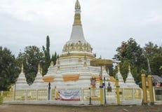 Tempel in chiangmai Royalty-vrije Stock Foto's