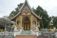 Tempel in chiangmai Royalty-vrije Stock Afbeeldingen