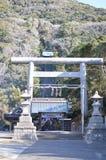 Tempel Chiba Stockfoto