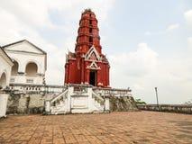 Tempel complexe Phetchaburi stock foto