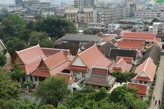 Tempel-Dach Stockbilder