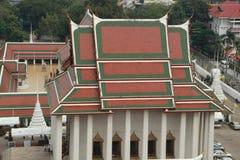 Tempel-Dach Lizenzfreie Stockfotos