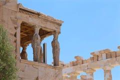 Tempel der Aphrodite Stockbild