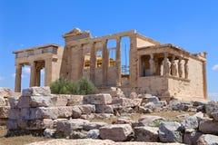 Tempel der Aphrodite Lizenzfreies Stockfoto