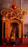 Tempel der China-Stadt Lizenzfreies Stockbild