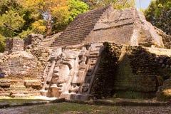 Tempel der Maske Lizenzfreie Stockbilder